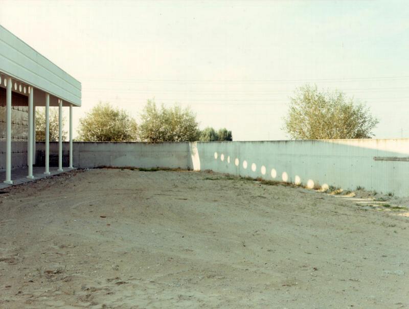 Portico loculi