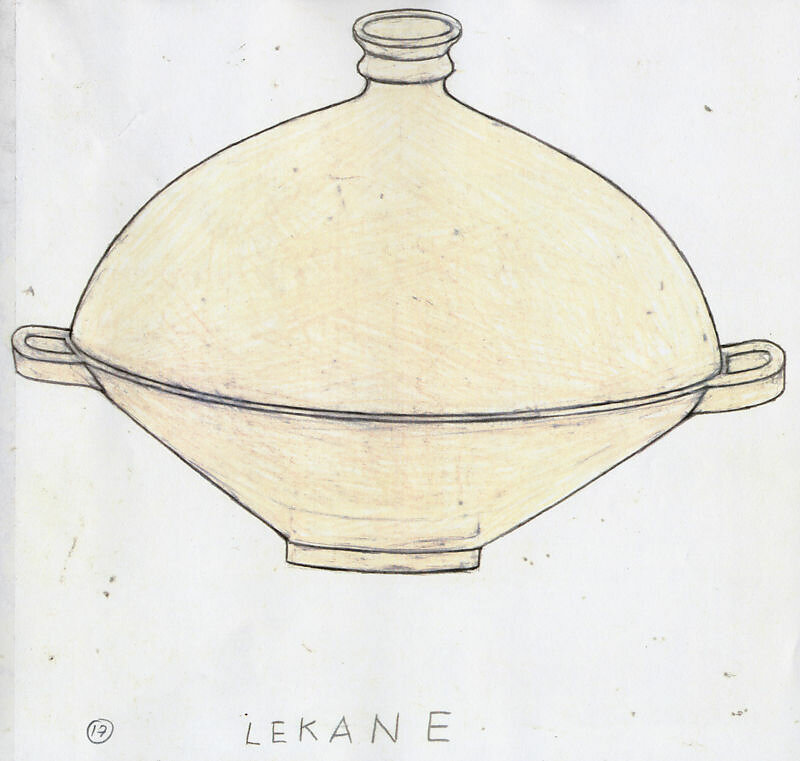 Museo archeologico - Lekane