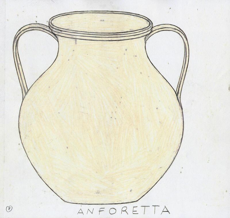Museo archeologico - Anforetta