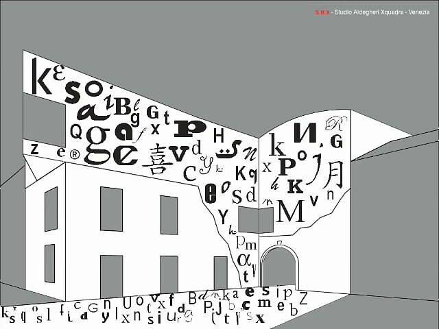 Concorso di progettazione Centro cultutrale con annessa biblioteca - mediateca, Olivadi (CZ)