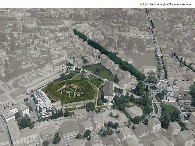 Concorso di Progettazione per la riqualificazione dell'Ex Ospedale/Cittadella dell'Accoglienza - Riva del Garda (Trento)