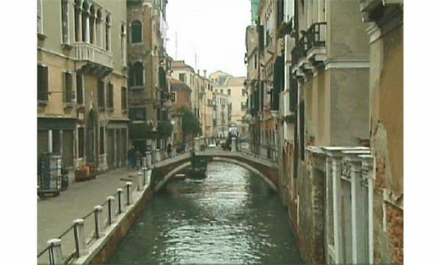Antenne nella Laguna di Venezia